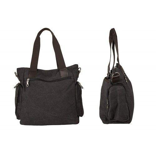 Shoulder Bag, Messenger Bag, Satchel Bag Laptop, Canvas Shoulder Bag Airel - 7