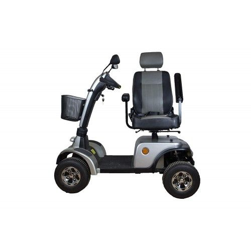 Mobility Scooter with Lights, Electric Scooter for Adults 1 Airel - 2