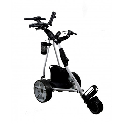 Folding Electric Golf Cart with 3 Wheels - Gel battery Airel - 1