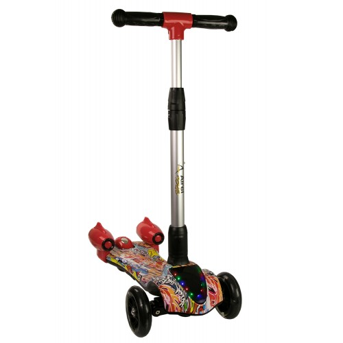 Scooter 3 Wheels with Music, Children's Scooter, 3 Wheels Scooter Airel - 15
