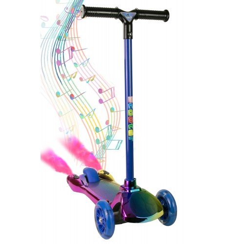 3-wheel scooter with music...
