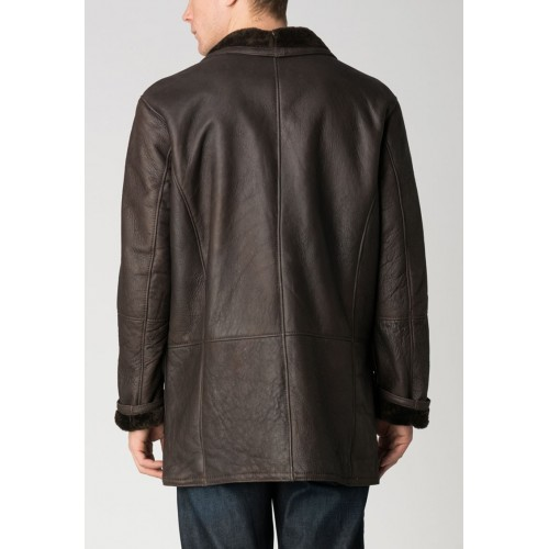 Classic double face jacket with buttoned closure Zerimar - 2