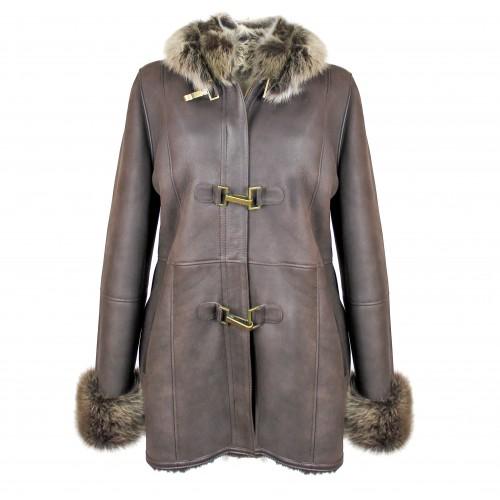 Double Face Coat for Women, Double Face Coat, Winter Coat Women-4 Zerimar - 1