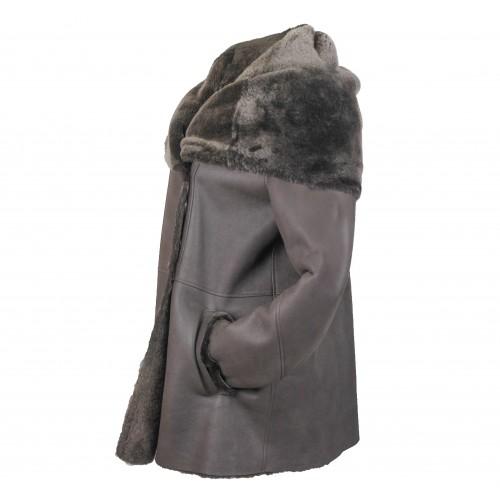 Double Face Coat for Women, Double Face Coat, Winter Coat Women-3 Zerimar - 2