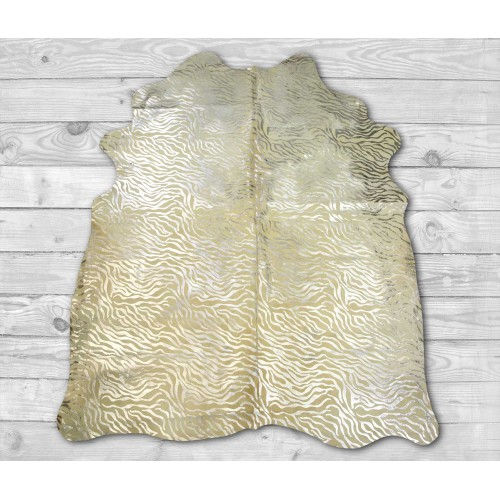 Animal print natural cowhide rug 84,6x66,9 in Zerimar - 2