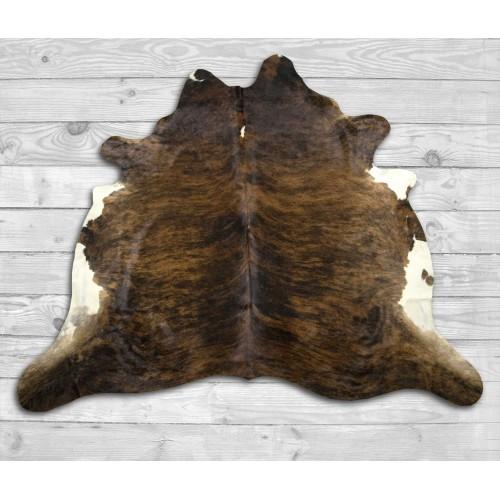 Natural cowhide rug...