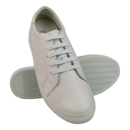 Men Leather Shoes, Elevator Shoes 2,7 in, Sport Shoes for Men 6 Zerimar - 1