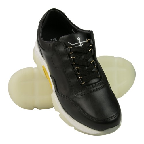 URBAN sneakers with internal risers that increase your height by 7 cm Zerimar - 1
