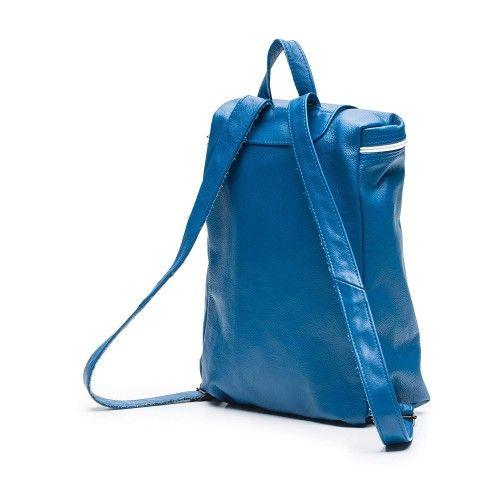 Leather Backpack Women, Daypack Women, Vintage Backpack Women Zerimar - 2