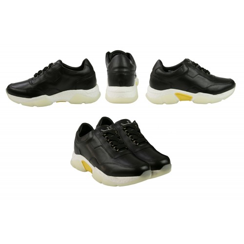 URBAN sneakers with internal risers that increase your height by 7 cm Zerimar - 2