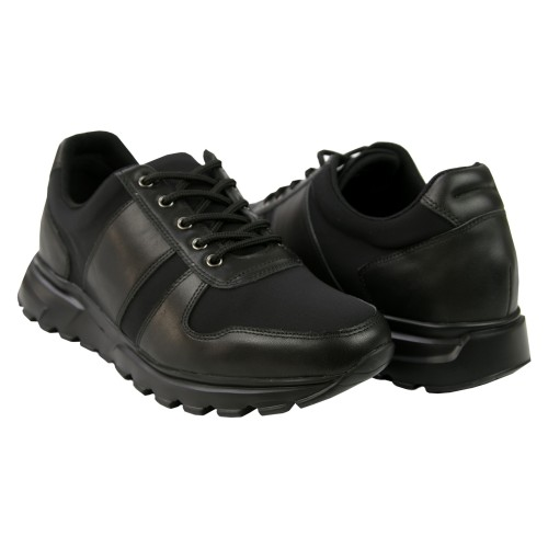 TRACK sneakers with internal risers that increase your height by 7 cm Zerimar - 2