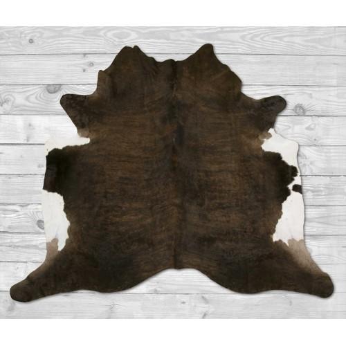 Natural cowhide rug 220x230 cm