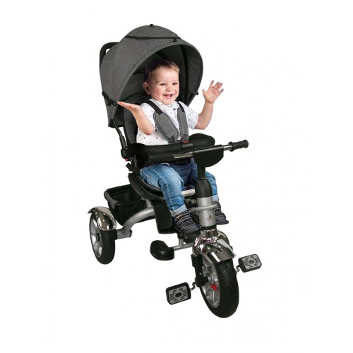 Baby Stroller with 3 Wheels...