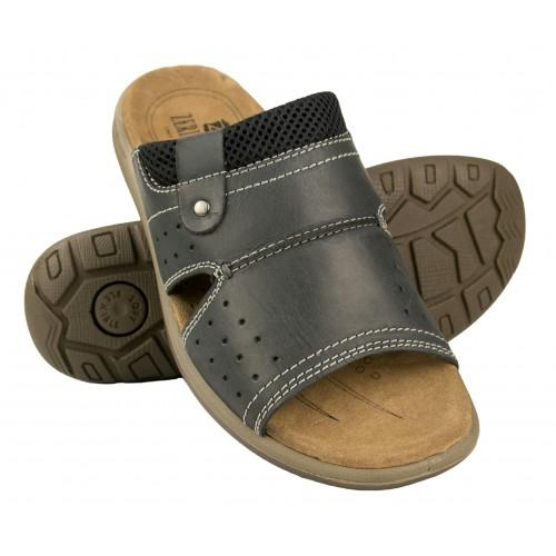 BLEND natural leather sandals Zerimar - 1