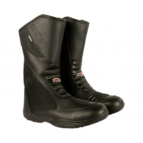 Leather Boots for Motorcycle, Motorcycle Leather Boots, Boots Moto 1 Kenrod - 1
