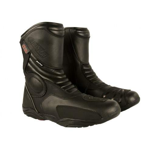 Motorcycle leather boots...