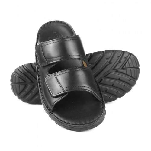 CERBERO model leather sandal Zerimar - 1