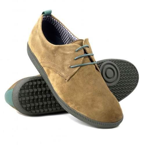 Summer shoes with laces model OCEAN Zerimar - 1