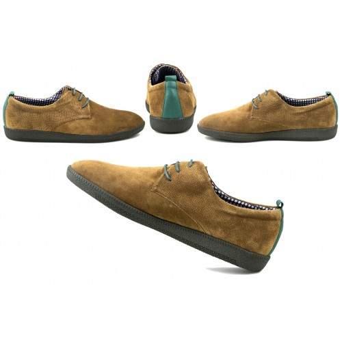 Summer shoes with laces model OCEAN Zerimar - 2