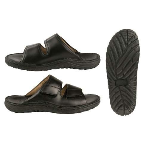 CERBERO model leather sandal Zerimar - 2