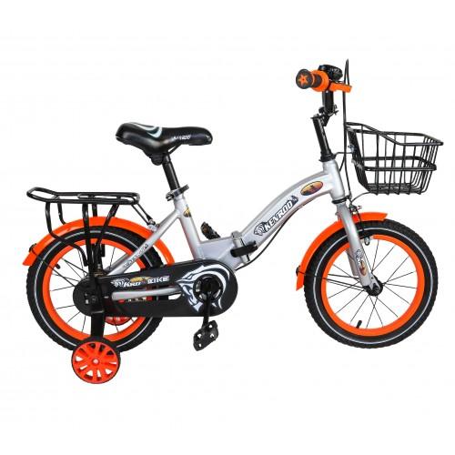 14-18 Inch Kids Folding Bike with Basket Airel - 2