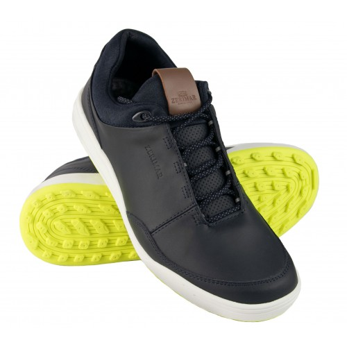 Golf shoes for men leather...
